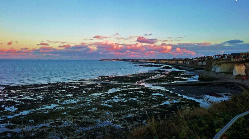 Grenham Bay, round the corner from Minnis Bay - Gallery Image