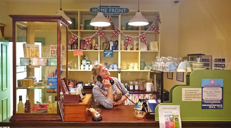 Home Front Cafe Ramsgate - Gallery Image
