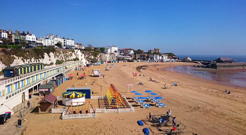 Viking Bay, Broadstairs - Gallery Image