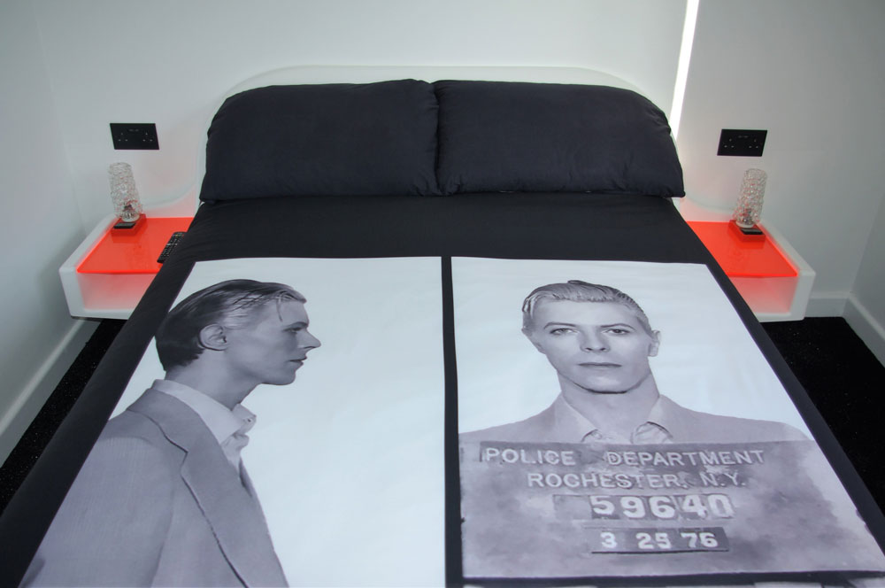 Twentieth Century B&B - David Bowie Room